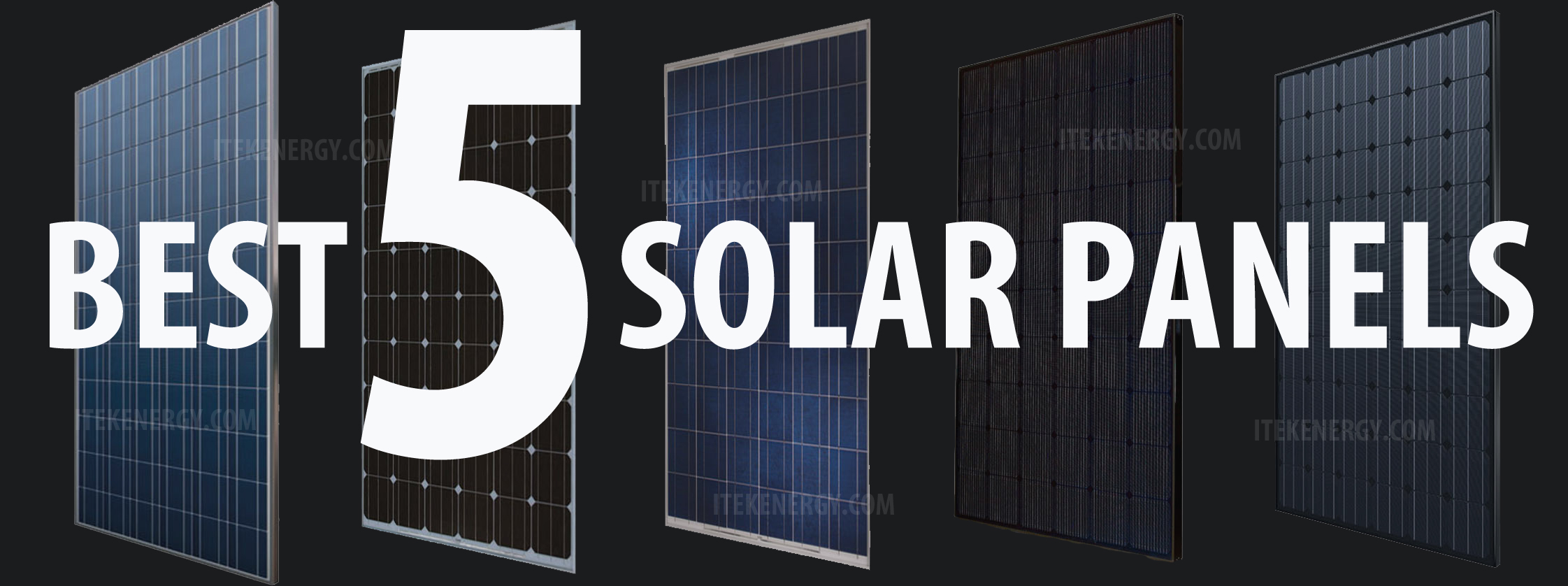 5 Best Solar Panels For Homes To Install In 2019 Solar Panels Reviews - Download What Are The Best Solar Panels On The Market? Images